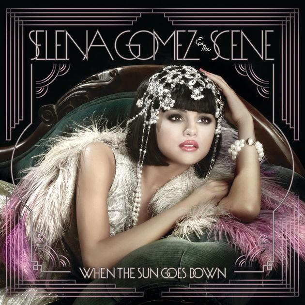 Selena Gomez & The Scene - When The Sun Goes Down - Đĩa CD