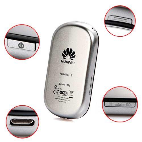 Bộ Phát Wifi 3G Huawei E585