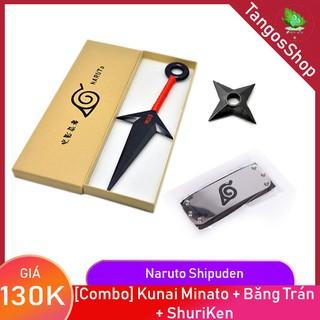 [Combo] Kunai Minato 💝FREESHIP💝Giảm 5K Khi Nhập [BOYPTN60K] Kunai Nhựa Naruto