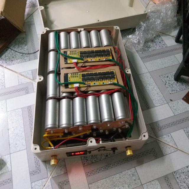 Pin lithium 100Ah 12V
