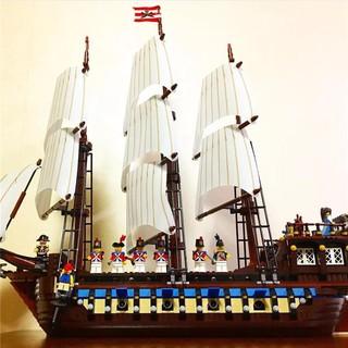 Bộ lắp ráp tàu chiến Hoàng Gia Anh