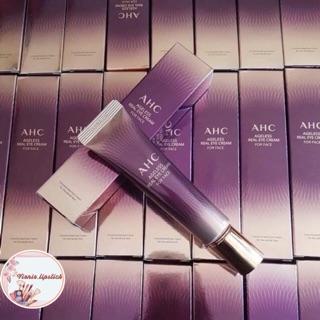 (Có sẵn - 12ml) Kem mắt AHC SEASON 7 Ageless Real Eye Cream For Face [Vienie.líptick] thumbnail
