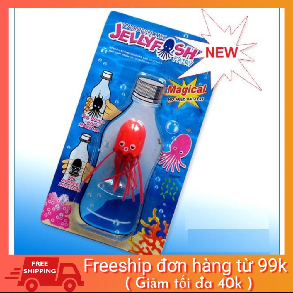 [SALE NGÀY CUỐI] Bộ đồ chơi khoa học Jelly Fish Magic vui nhô n cho bé thumbnail