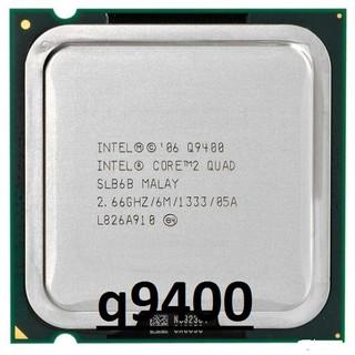 vi xử lý Q9400 chip co Quad Q9400 cpu q9400