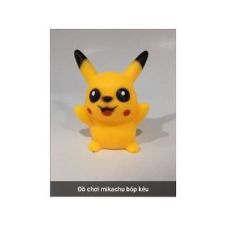 pikachu bóp kêu