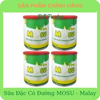 Combo 4 lon Sữa đặc có đường MOSU 1kg – Nhập khẩu [Date 09/2021]