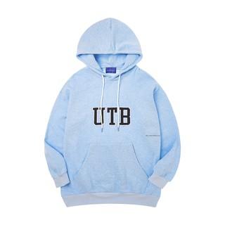 [Mã WABRWA15 giảm 15% đơn 300K] Usthebasic - Áo mũ trùm đầu UTB Classic Logo Oversized Hoodie thumbnail