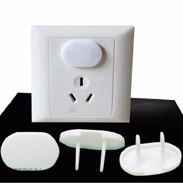 Combo 10 nút bịt ổ điện an toàn cho bé BB6