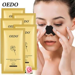 Set 5 miếng dán lột mụn đầu đen OEDO chăm sóc da tiện dụng