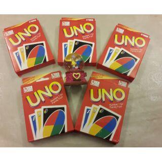 Bài Uno to