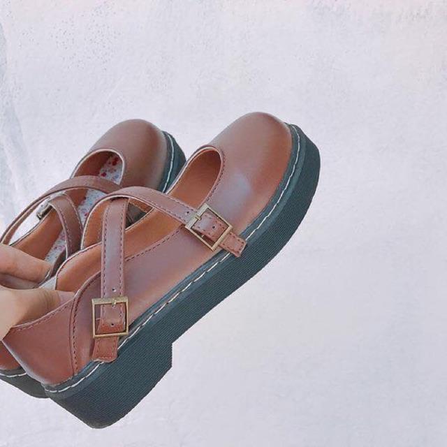 [ORDER] Giày Hàn Quốc siêu xinh