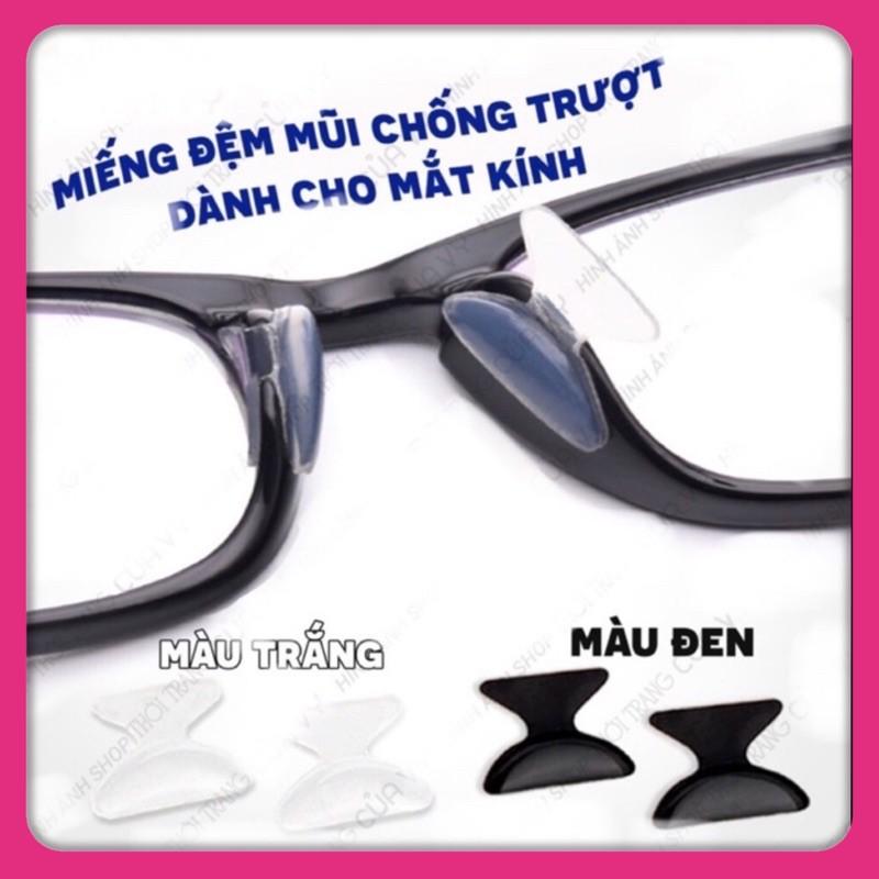 [Mã FARSSTGRE giảm 5K đơn bất kỳ] Đệm mũi chống trượt dành cho kính mắt