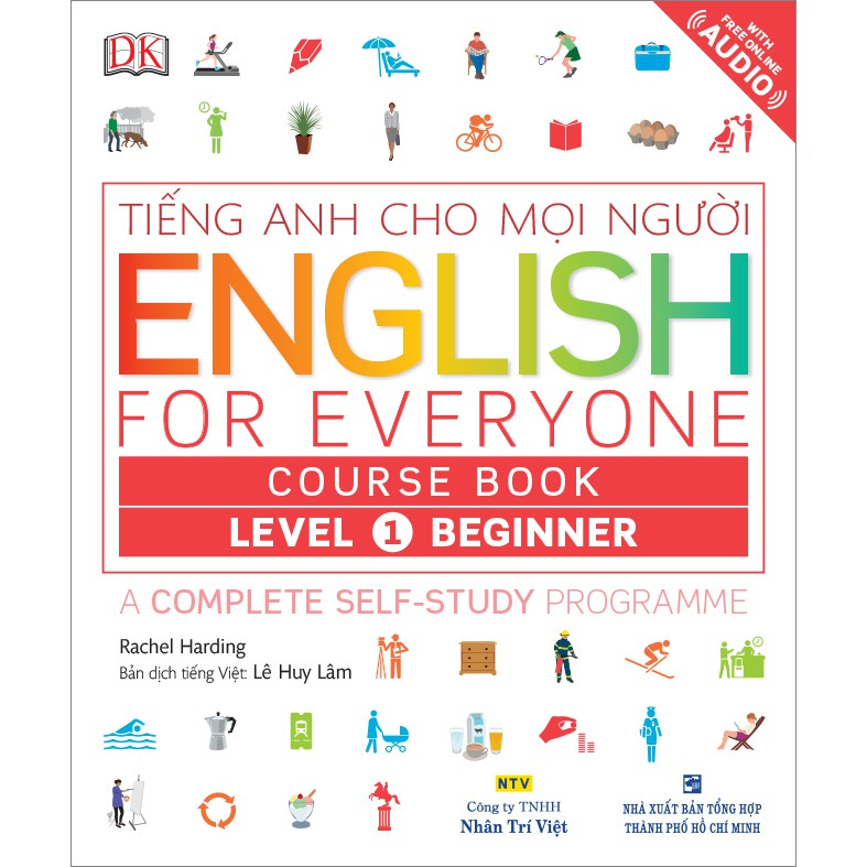 English for Everyone – Level 1 Beginner – Course Book (kèm CD) - 3381303 , 976099144 , 322_976099144 , 208000 , English-for-Everyone-Level-1-Beginner-Course-Book-kem-CD-322_976099144 , shopee.vn , English for Everyone – Level 1 Beginner – Course Book (kèm CD)