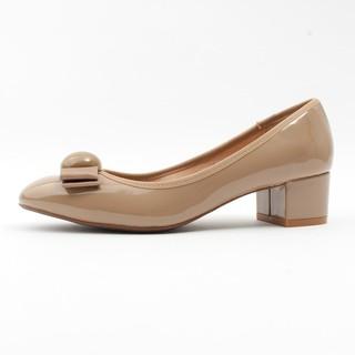 Aliza - Giày công sở phối nơ 3cm V103 thumbnail