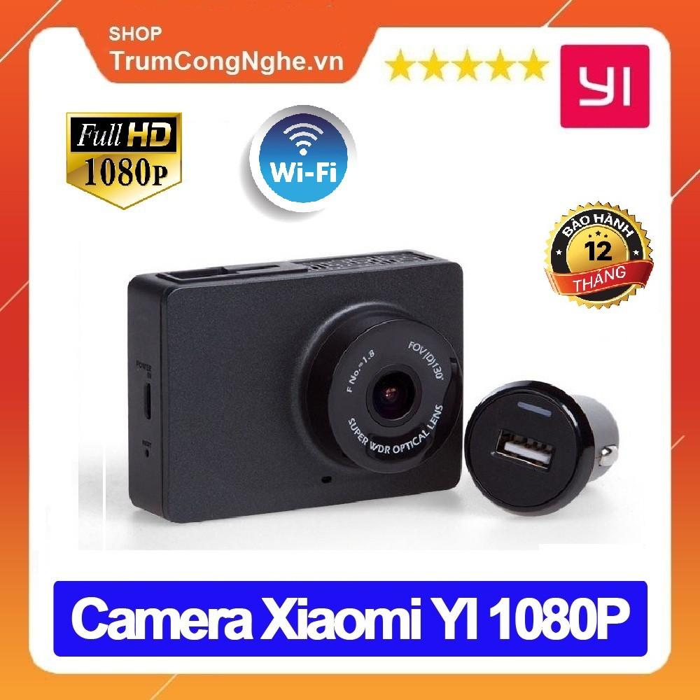 Camera hành trình Ô tô Xiaomi Yi Dash Camera 1080P - Xiaomi Yi ca