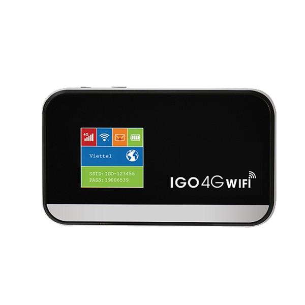 Bộ phát Wifi IGO A368 4G