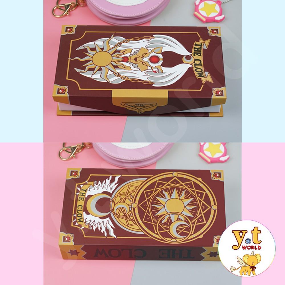 Bộ bài Clow - Sakura (hộp sách)