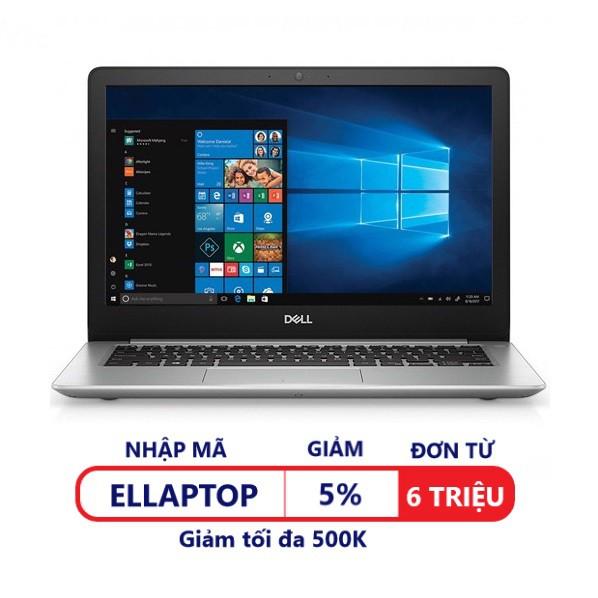 [Mã ELLAPDESK giảm 5% đơn 3TR] Laptop chính hãng Dell Inspiron 5370 (F5YX01) (i5-8250U, 13 Inches)
