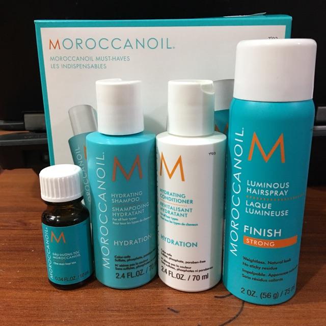 Bộ sản phẩm dưỡng ẩm và tạo kiểu MOROCCANOIL size mini - 13872187 , 1740831678 , 322_1740831678 , 370000 , Bo-san-pham-duong-am-va-tao-kieu-MOROCCANOIL-size-mini-322_1740831678 , shopee.vn , Bộ sản phẩm dưỡng ẩm và tạo kiểu MOROCCANOIL size mini