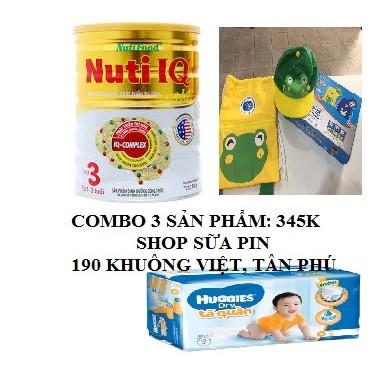 COMBO 1LON NUTI IQ GOLD 3 900G + 1 TÃ QUẦN HUGGIES NHỎ TẶNG 1 BALO NÓN DU LỊCH CHO BÉ - 3201813 , 324500235 , 322_324500235 , 340000 , COMBO-1LON-NUTI-IQ-GOLD-3-900G-1-TA-QUAN-HUGGIES-NHO-TANG-1-BALO-NON-DU-LICH-CHO-BE-322_324500235 , shopee.vn , COMBO 1LON NUTI IQ GOLD 3 900G + 1 TÃ QUẦN HUGGIES NHỎ TẶNG 1 BALO NÓN DU LỊCH CHO BÉ