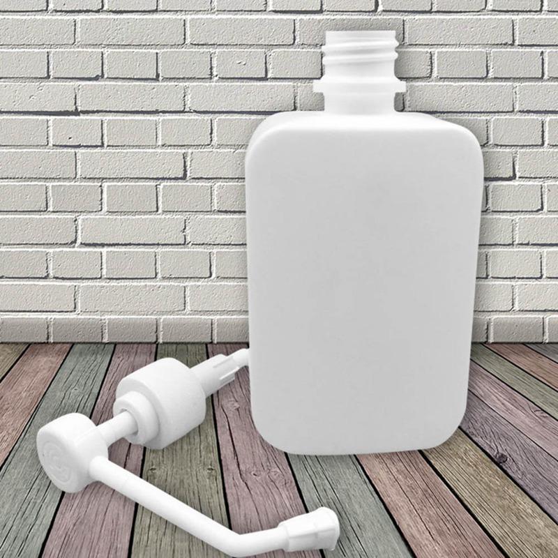 (hàng Mới Về) Chai Xịt Dưỡng Ẩm 500ml Bằng Nhựa Trong Suốt Sử Dụng Một Lần