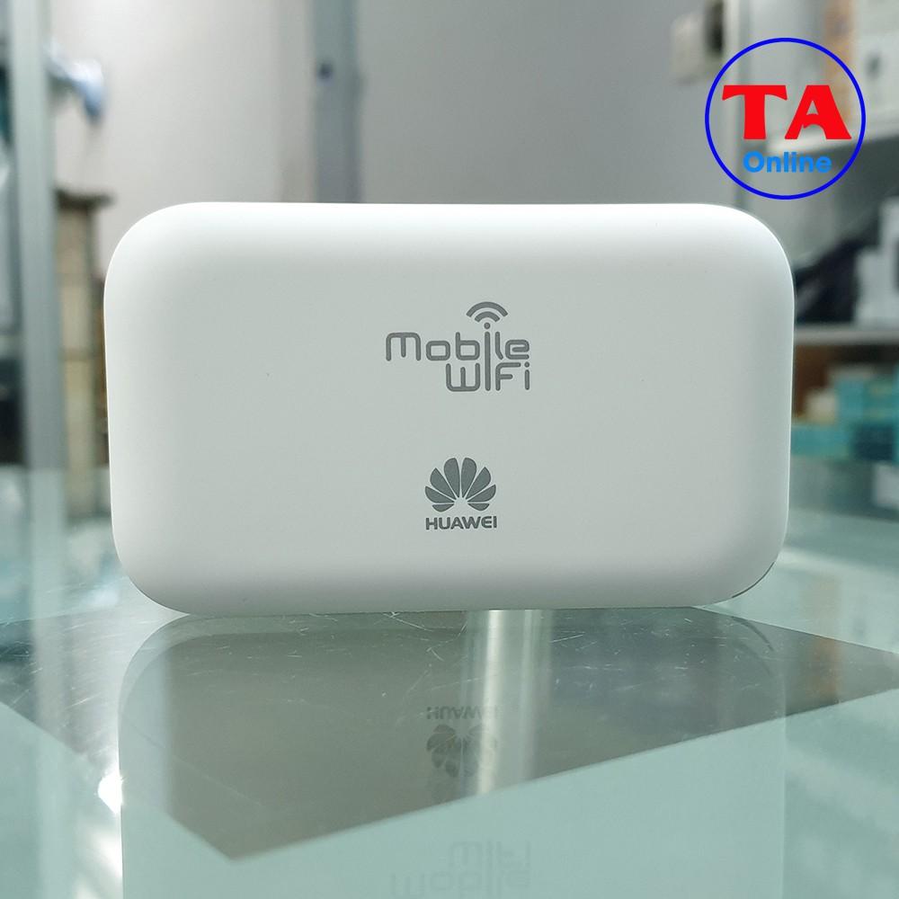 Bộ Phát Wifi 3G/4G Huawei E5573 và Huawei E5576 - Hàng Chính Hãng