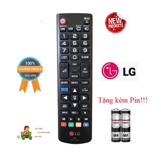[Mã ELFLASH5 giảm 20K đơn 50K] Điều khiển tivi LG AKB73715601- Hàng chính hãng LG 100% Tặng kèm Pin