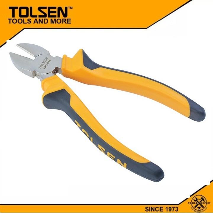 Sản phẩm Kềm Cắt Tolsen 10004 _ 18cm chất lượng - 22161987 , 2585806779 , 322_2585806779 , 88000 , San-pham-Kem-Cat-Tolsen-10004-_-18cm-chat-luong-322_2585806779 , shopee.vn , Sản phẩm Kềm Cắt Tolsen 10004 _ 18cm chất lượng