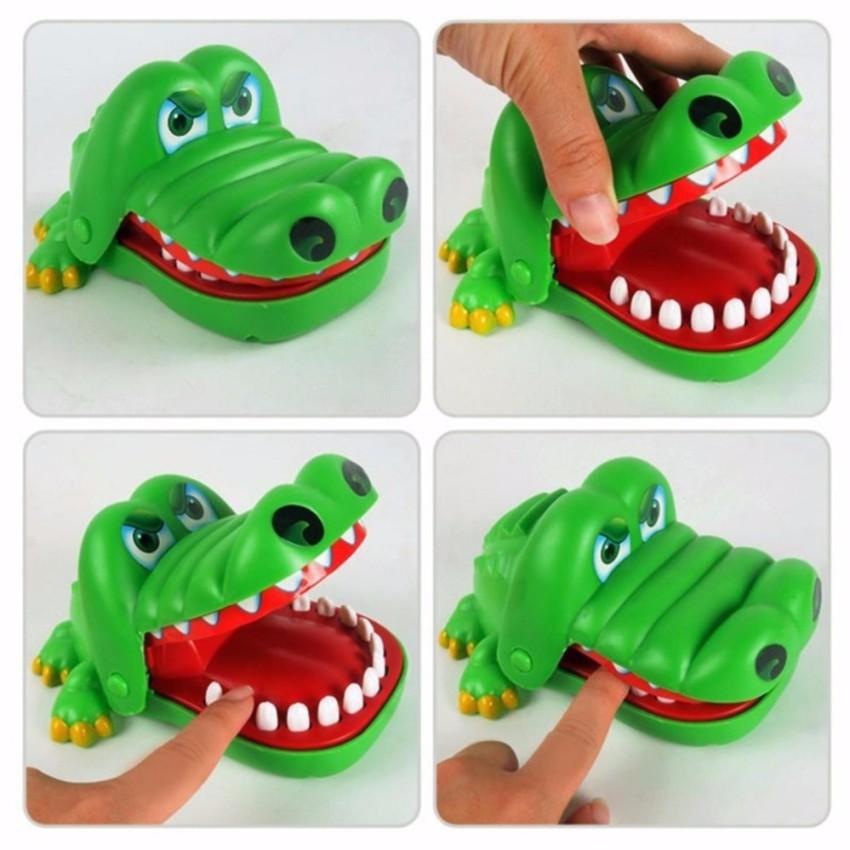 [SALE SẬP SÀN] Đồ chơi khám răng cá sấu vui nhộn - SIÊU CHẤT LƯỢNG
