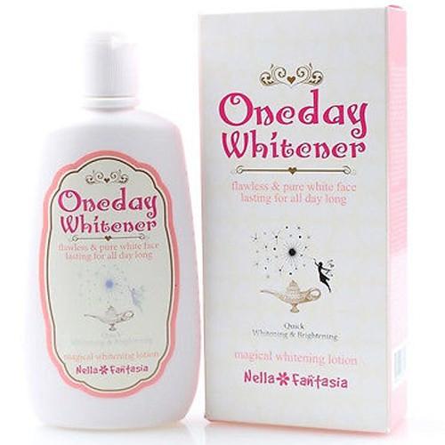 Sữa dưỡng thể trắng da Oneday Whitener 120ml
