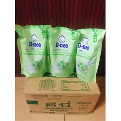Nước Rửa Bình Sữa Trẻ Em Dnee Túi 600ml- Thái Lan