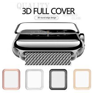 Kính cường lực 3D cho đồng hồ thông minh Apple Watch Series 3 / 2 / 1 iWatch 38 / 42mm
