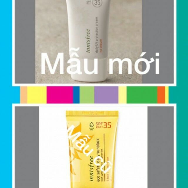 Kem chống nắng Innisfree Eco Safety Daily Sunblock SPF35 PA++