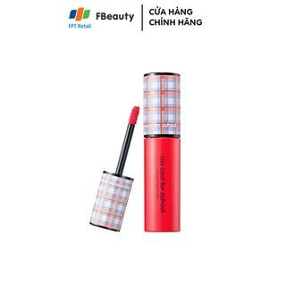 [Mã FMCG10 giảm 10% đơn 250K] [Hàng Cận Date - 2 6 2021] Son Kem Too Cool For School Glossy Blaster Tint 16 30ml