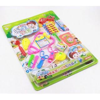 Bộ đồ chơi bác sỹ dành cho bé Thế Giới Giá Sỉ- Giá Sập Sàn