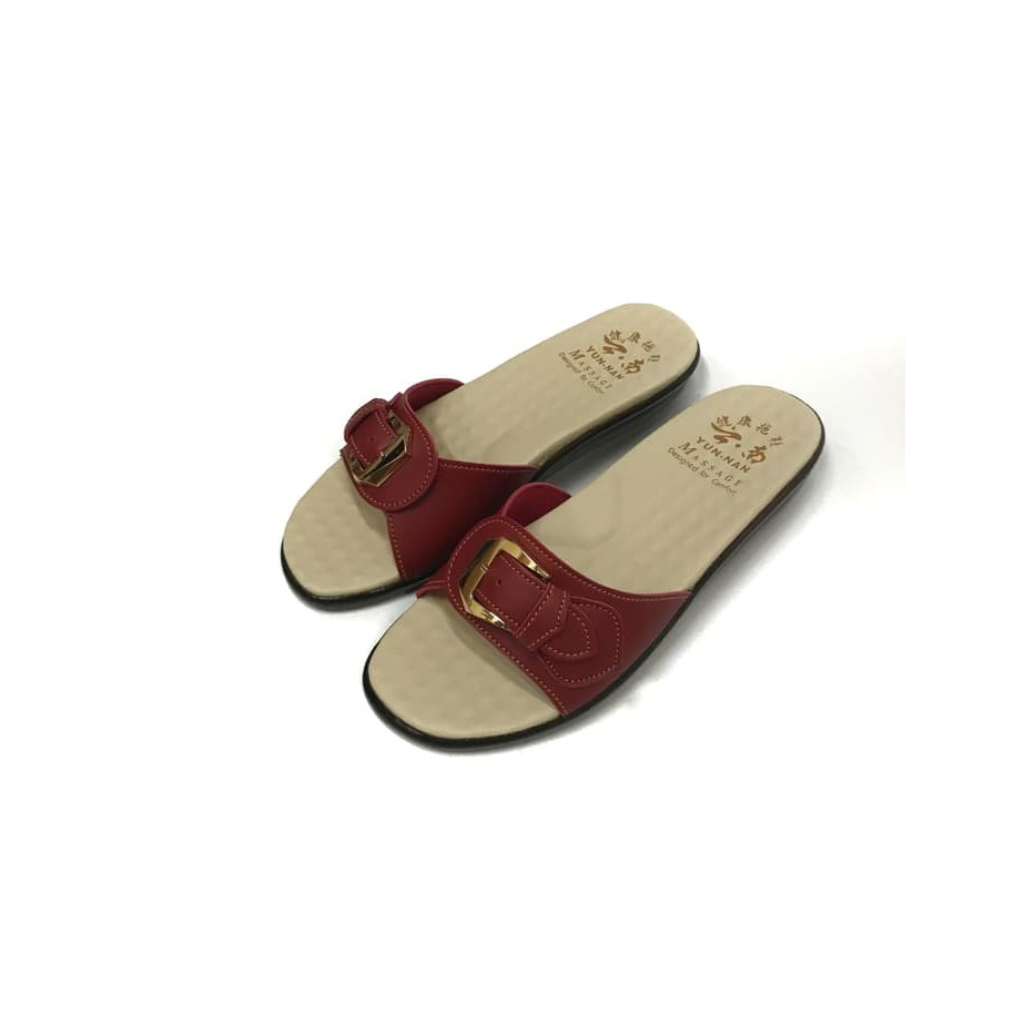 ori Yunnan Comfort Sandals TP08 - Red ayo