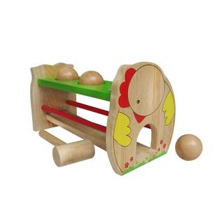 Đồ chơi gỗ Winwintoys - Trò chơi đập banh 63192