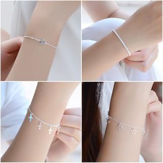 Yêu ThíchLắc tay nữ xinh xắn, bạc S925 giá rẻ - LT83
