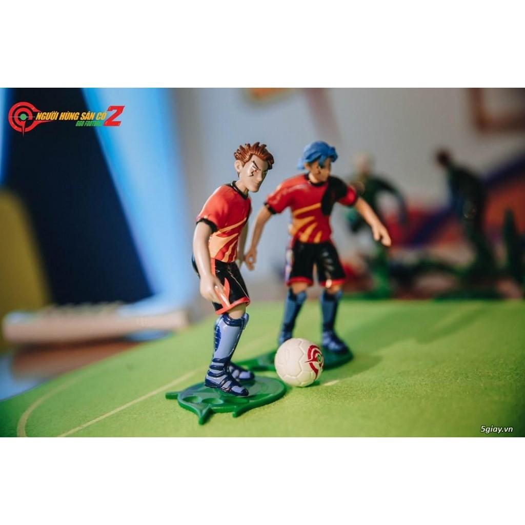 đồ chơi NGƯỜI HÙNG SÂN CỎ-GGO-MÔ HÌNH CẦU THỦ TIỀN ĐẠO BIO MYTH