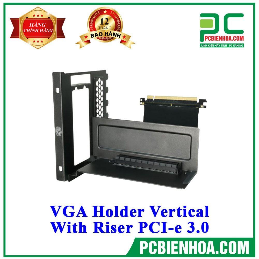[Mã ELCLJUN giảm 7% đơn 500K] DỰNG VGA HOLDER VERTICAL WITH RISER PCI-E 3.0