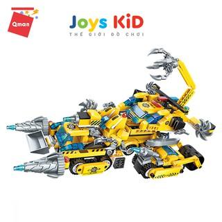 Đồ chơi xếp hình lego QMAN 1408: The legend of chariot – Joys KiD