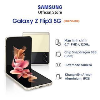 Hình ảnh Điện Thoại Samsung Galaxy Z Flip3 5G 256GB-8