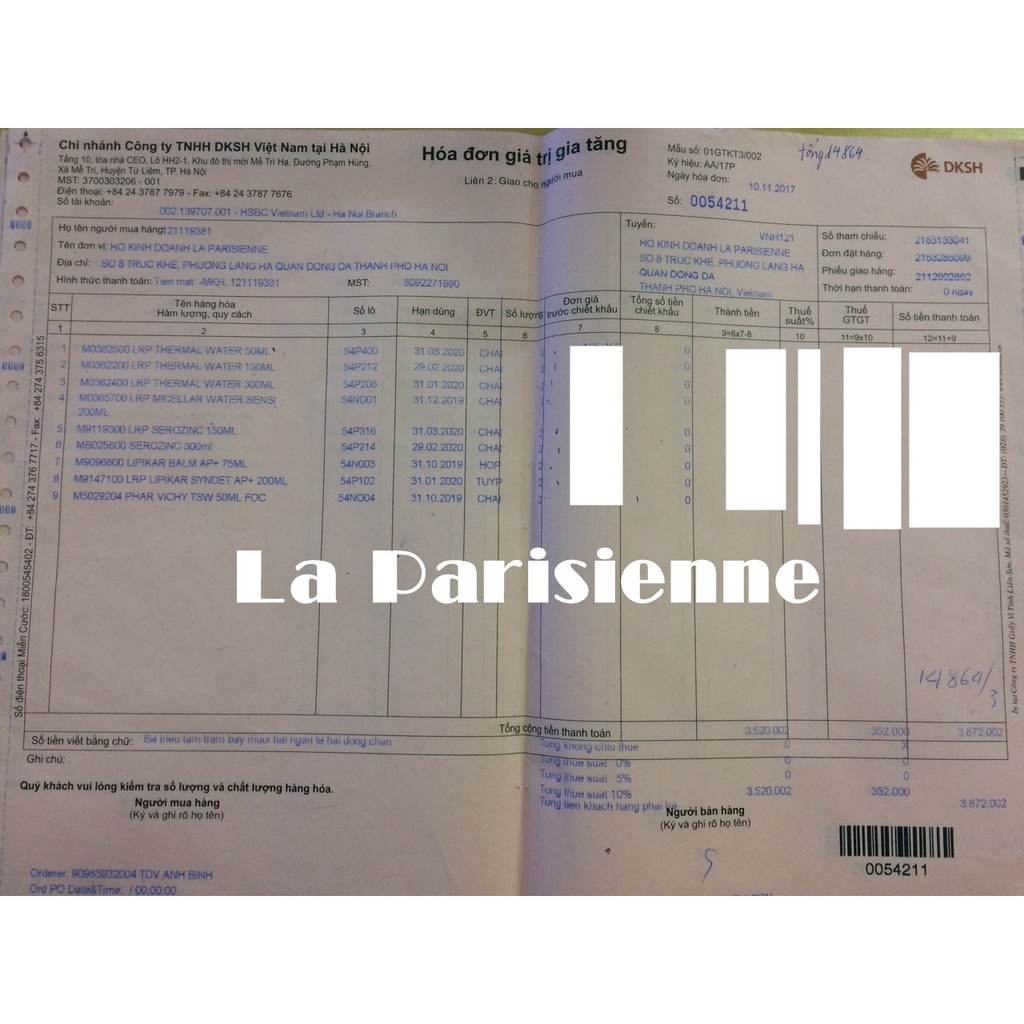 Kem giảm mụn chuyên biệt La Roche-Posay Effaclar A.I. 15ml