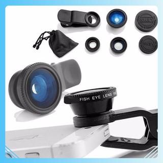 [Rẻ] Lens 3 in 1 cho điện thoại [HN] [Bán buôn] thumbnail