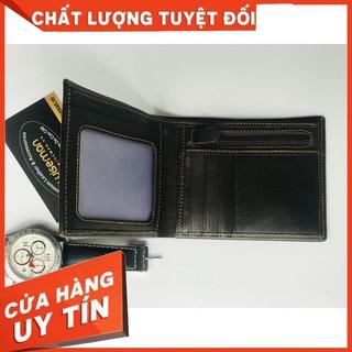 [Da Bò Thật] Ví Nam Da Bò Sang Trọng Cao Cấp WM Bảo Hành 24 Tháng