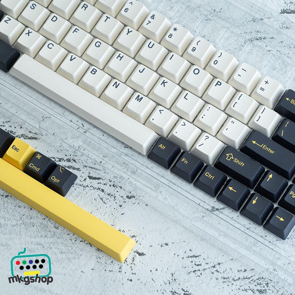 [Mã 267ELSALE hoàn 7% đơn 300K] Nút bàn phím keycap NJ68 dye-sub