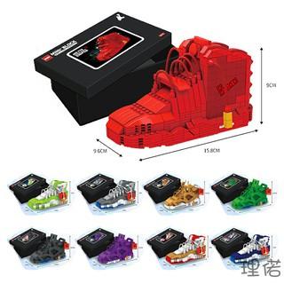 Mô Hình Lắp Ráp Lego Hình Đôi Giày Độc Đáo