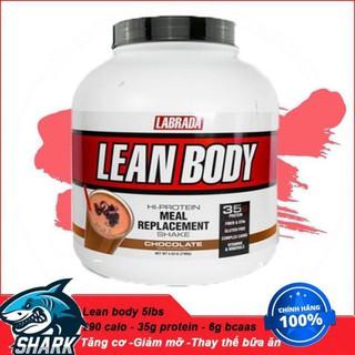 Sữa Dinh Dưỡng Nuôi Cơ Bắp Ban Đêm Labrada Lean Body 4.63lbs (2 1kg) – Chính Hãng 100%