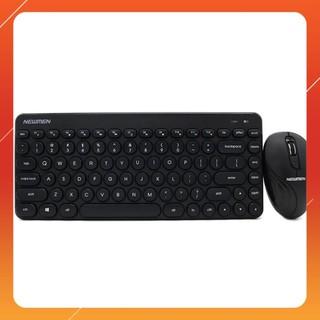 [Cam Kết Tốt] Bộ phím và chuột không dây siêu đáng yêu NEWMEN K928 White_Hàng chính hãng bảo hành 12 tháng
