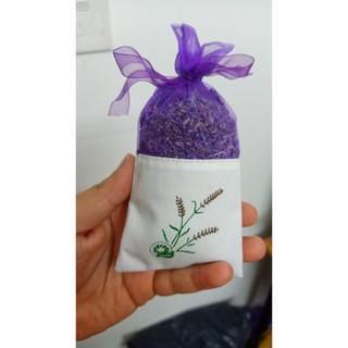 Túi thơm nụ hoa lavender thêu hình thumbnail